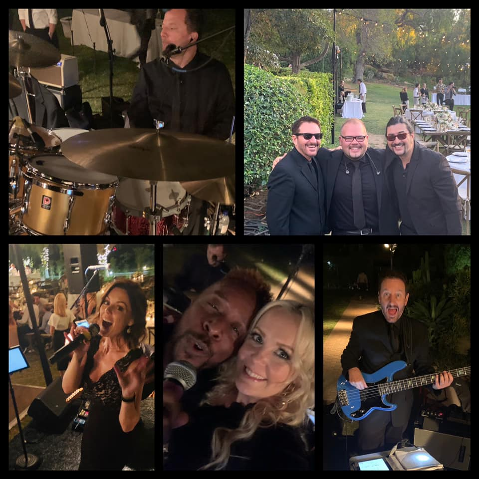 Best Live Wedding Cover Band Los Angeles CA Continues to Rock